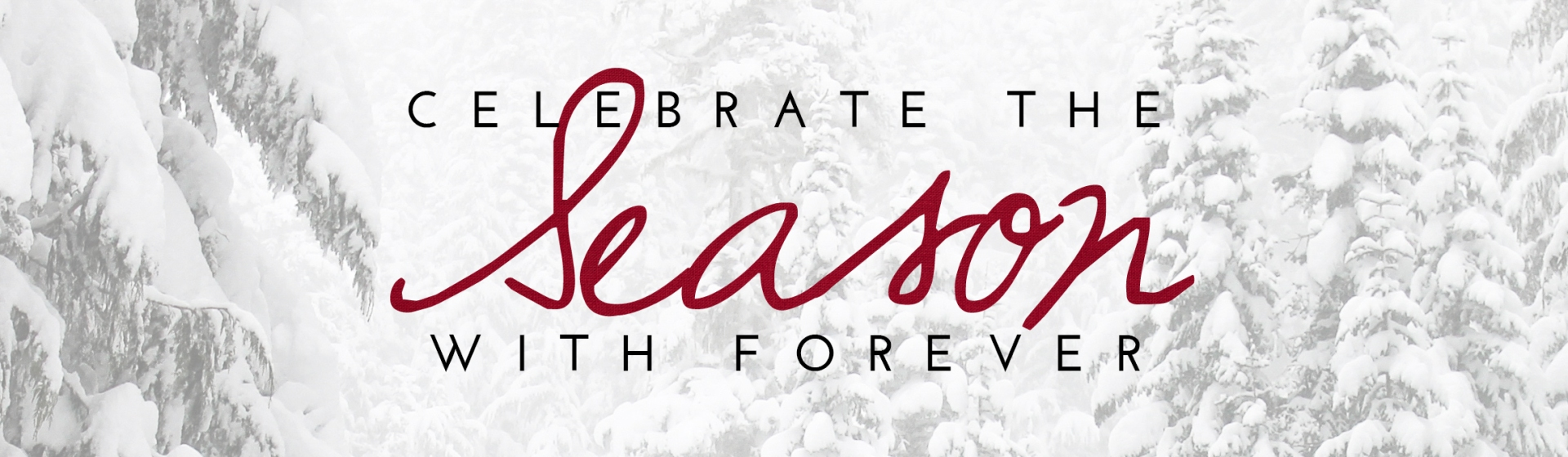 Welcome to Forever Holiday 2018! | read forever